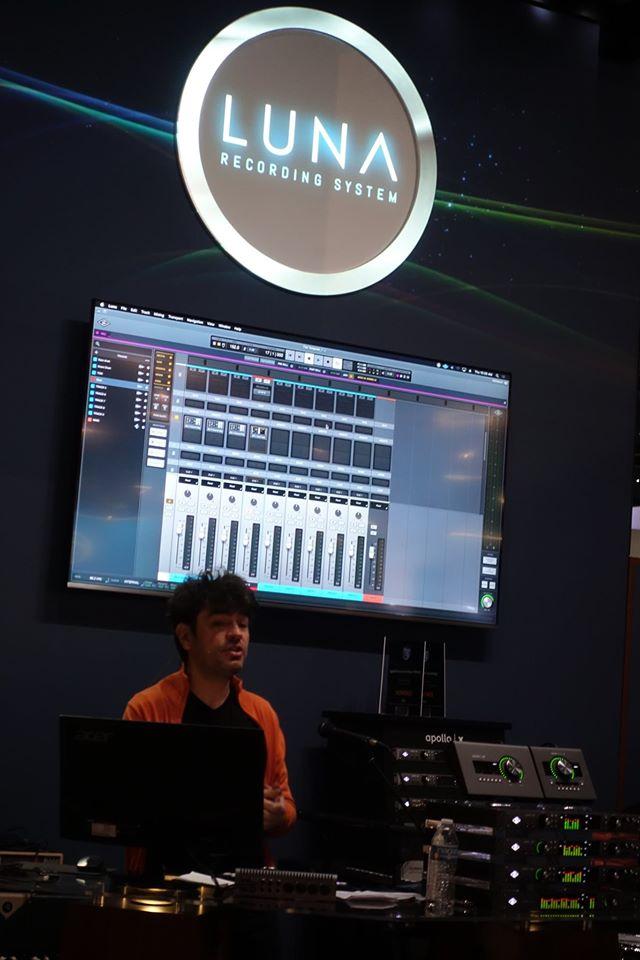 Musikkweb.no | NAMM 2018 Mikrofoner dag 1